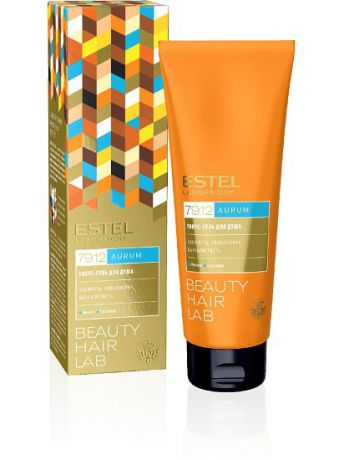 Гели ESTEL Тонус-гель для душа ESTEL BEAUTY HAIR LAB AURUM, 250 мл.