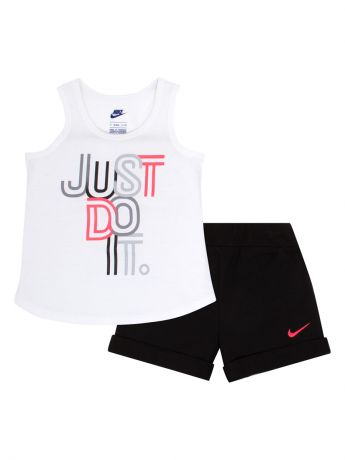 Костюмы Nike Костюм NKG JDI TANK & TERRY SHORT SET