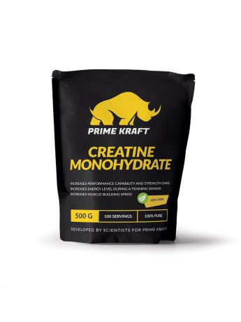 Креатины Prime Kraft Creatine Monohydrate 100% pure