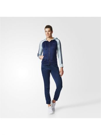 Костюмы Adidas Костюм RE-FOCUS TS CONAVY/TACGRN
