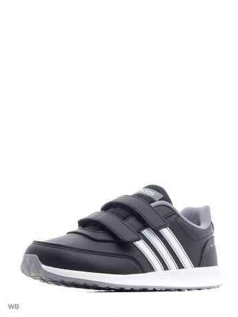 Кроссовки Adidas Кроссовки VS SWITCH 2 CMF C   CBLACK/FTWWHT/GRETHR