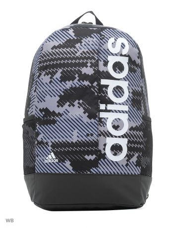 Рюкзаки Adidas Рюкзак LIN PER BP GR VISGRE/BLACK/WHITE