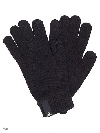 Перчатки Adidas Перчатки PERF GLOVES CON     BLACK/BLACK/WHITE
