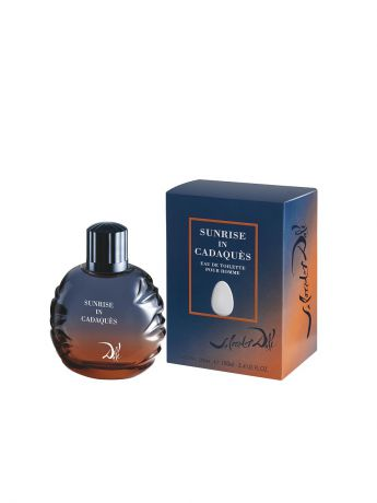 Туалетная вода SALVADOR DALI Les Parfums Salvador Dali SUNRISE IN CADAQUES for Men М Товар Туалетная вода 100 мл спрей