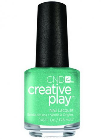 Лаки для ногтей CND Лак для ногтей CND 91100 Creative Play # 429 (My Mo-Mint), 13,6 мл