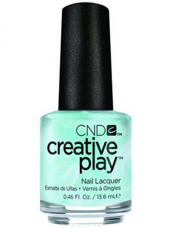 Лаки для ногтей CND Лак для ногтей CND 91107 Creative Play # 436 (Isle Never Let You Go), 13,6 мл