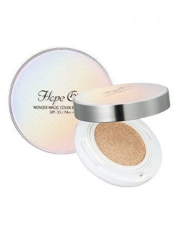Кушоны Hope Girl Кушон ББ WONDER MAGIC COVER BB CUSHION 105 LIGHT BEIGE