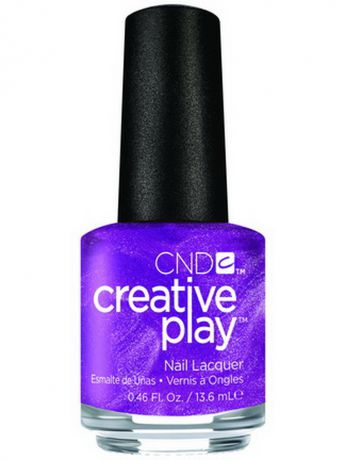 Лаки для ногтей CND Лак для ногтей CND 91113 Creative Play # 442 (The Fuschia is Ours), 13,6 мл