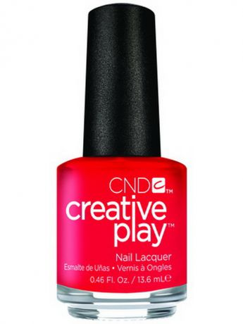 Лаки для ногтей CND Лак для ногтей CND 91124 Creative Play # 453 (Hottie Tomattie), 13,6 мл
