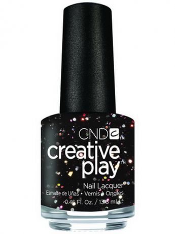 Лаки для ногтей CND Лак для ногтей CND 91121 Creative Play # 450 (Nocturne It Up), 13,6 мл