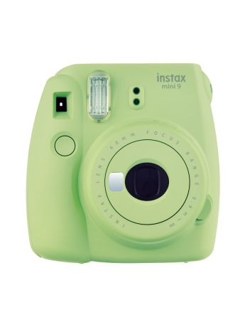 Фотоаппараты Fujifilm Instax Фотоаппарат FUJIFILM Instax MINI 9 Lime Green