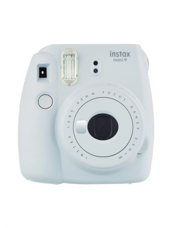 Фотоаппараты Fujifilm Instax Фотоаппарат FUJIFILM Instax MINI 9 Smoky White