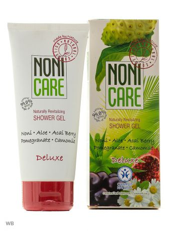 Кремы Nonicare Восстанавливающий гель для душа - Naturally Revitalizing Body Wash Gel 200мл