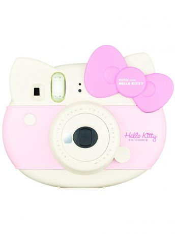 Фотоаппараты Fujifilm Instax Фотоаппарат FUJIFILM Instax MINI HELLO KITTY PINK набор + кассета 10л.