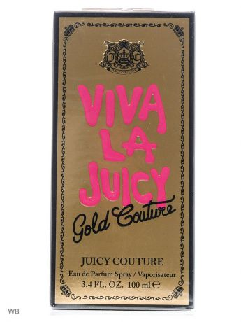 Парфюмерная вода Juicy Couture Juicy Couture Viva Gold Couture Ж Товар Парфюмерная вода 100 мл