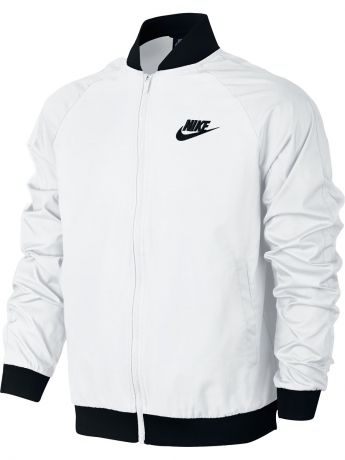 Бомберы Nike Бомбер M NSW JKT WVN PLAYERS