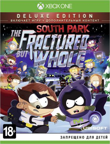South Park: The Fractured but Whole. Deluxe Edition [Xbox One]