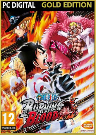 One Piece: Burning Blood. Gold Edition (Цифровая версия)