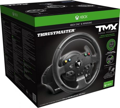 Гоночный руль Thrustmaster TMX FFB EU Version для PC / Xbox One
