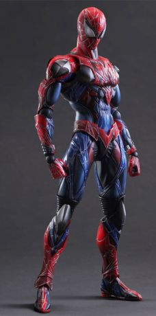 Фигурка Spiderman Variant Play Arts Kai (27 см)