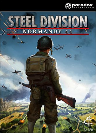Steel Division: Normandy 44. Deluxe Edition (Цифровая версия)
