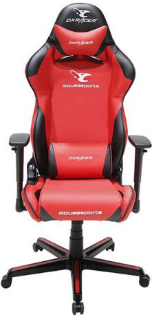 Геймерское кресло DXRacer Special Editions Mousesports OH/RZ175/RN/MOUZ/DX (Red/Black)