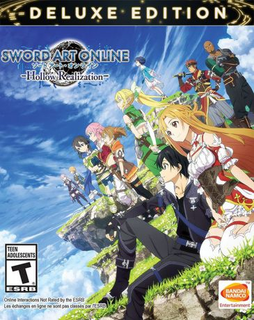 Sword Art Online: Hollow Realization. Deluxe Edition (Цифровая версия)