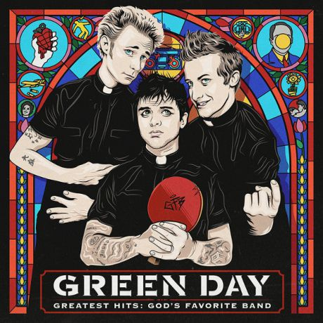 Green Day – Greatest Hits. God