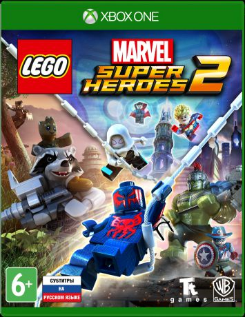 LEGO Marvel Super Heroes 2 [Xbox One]