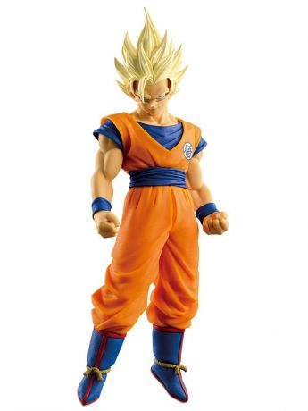 Фигурка Dragon Ball Z Big Budoukai Super Saiyan 2 Goku (17 см)