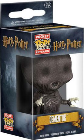 Брелок Funko Pocket POP Keychain Harry Potter: Dementor