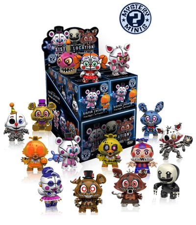 Фигурка Funko Mystery Mini Blind Box: Five Nights At Freddy