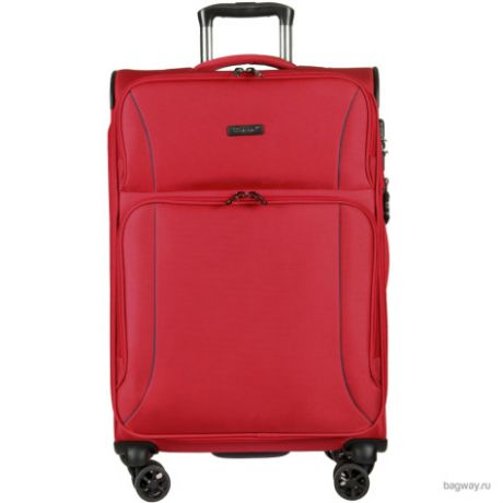 Чемодан средний (M) Verage Travel GM16082w 24 (GM16082w 24 red)
