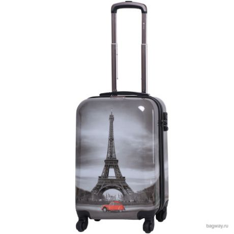 Чемодан для ручной клади Best Bags Paris by night 3334*56 (Б-33340156)