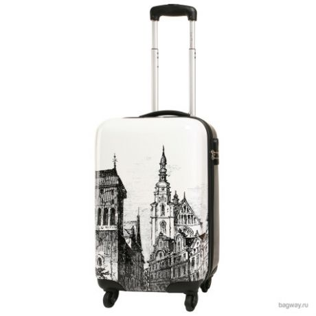Чемодан для ручной клади Best Bags Old City 1324*51 (Б-13249951)