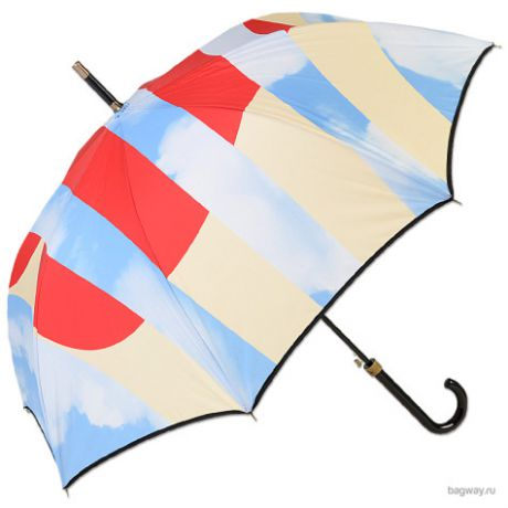 Зонт Moschino Umbrellas M 416 (M 416-63AUTOA Sky hearts long)
