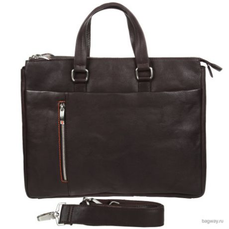 Мужская сумка Gianni Conti Business 1041261 (1041261 dark brown)