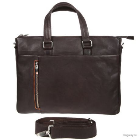 Мужская сумка Gianni Conti Business 1041263 (1041263 dark brown)