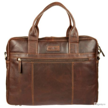 Мужская сумка Gianni Conti Business 1221266 (1221266 dark brown)