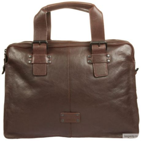 Мужская сумка Gianni Conti Business 1131411 (1131411 dark brown)