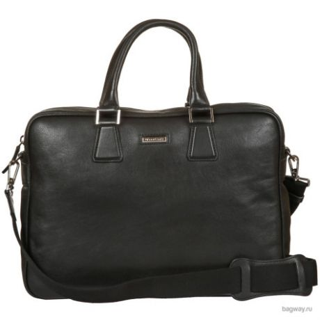Мужская сумка Gianni Conti Business 1601262 (1601262 black)