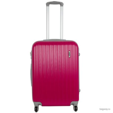 "Чемодан для ручной клади Polar Travel Р12031 19 (Р12031 розовый (19""))"