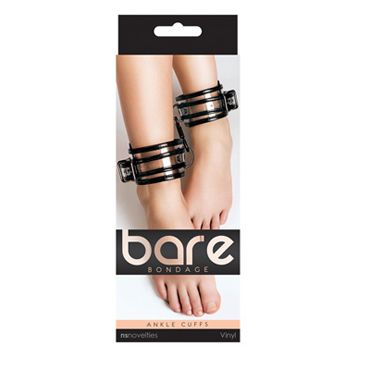 NS Novelties Bare Bondage Ancle Cuffs Оковы