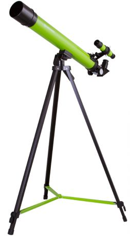 Телескоп Bresser (Брессер) Junior Space Explorer 45/600 AZ, зеленый