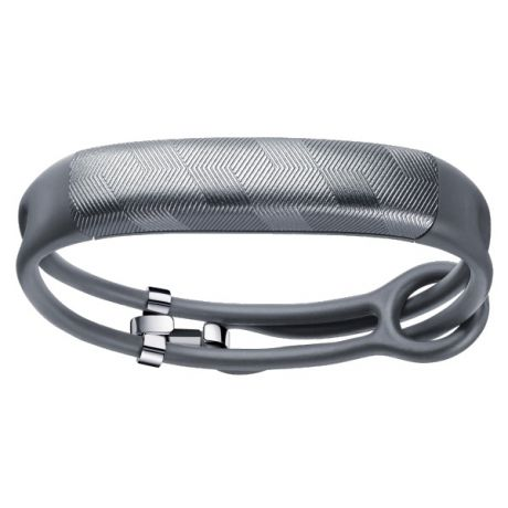 Смарт-часы Jawbone UP2 JL03-6363CFI-EM Gunmetal Hex Lightweight Thin Strap
