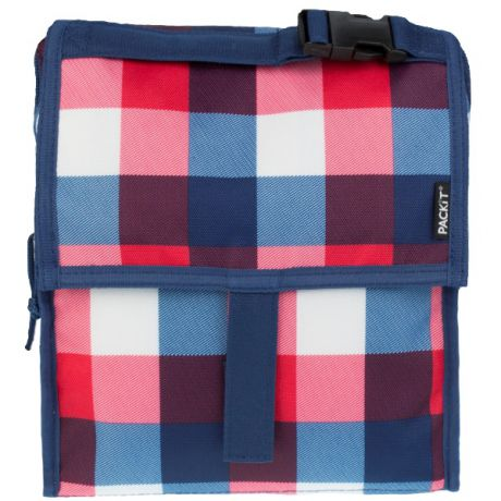Сумка-холодильник Packit Lunch Bag Buffalo Check
