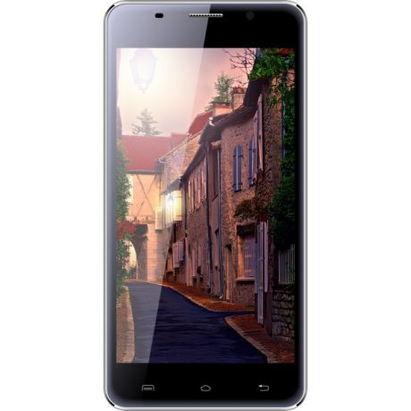 Смартфон Jinga Basco L500 3G 4Gb Blue