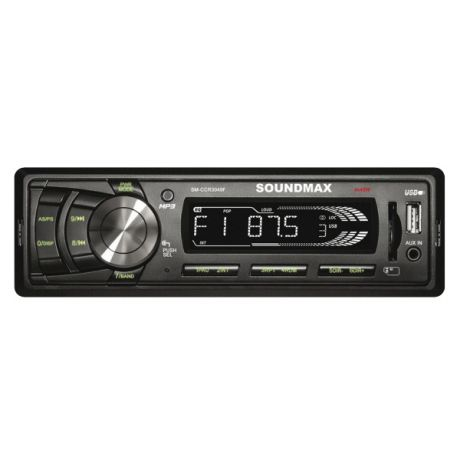 Автомагнитола USB/SD Soundmax SM-CCR3049F