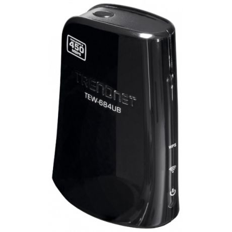 Wi-Fi адаптер TRENDnet TEW-684UB Black