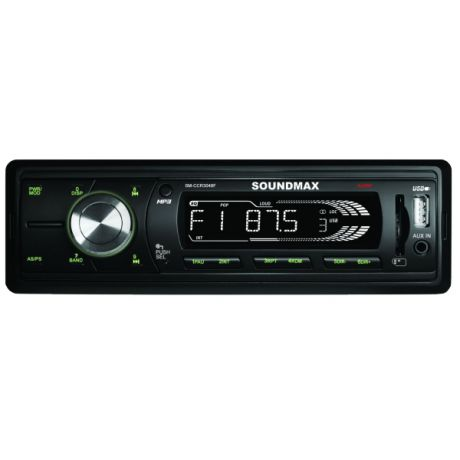 Автомагнитола USB/SD Soundmax SM-CCR3048F